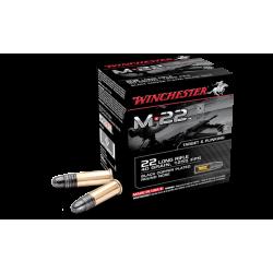 .22LR Winchester 40gr Black Copper M22