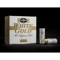 Hagelpatronen White Gold kaliber 12 7/24 gram