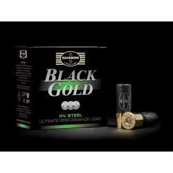 Hagelpatronen Black Gold kaliber 12 7/24 gram