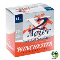 Hagelpatronen Winchester kaliber 12 7/24 gram X2