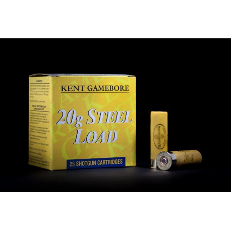 Hagelpatronen Super Steel kaliber 20 5/24 gram