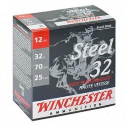 Hagelpatronen Winchester Steel 32 kal 12 5/32 gram