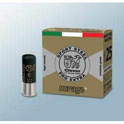 Hagelpatronen Clever Mirage kaliber 12 7/28 gram