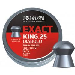 BUKSKOGEL 6.35MM EXACT KING