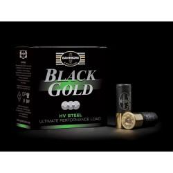 Hagelpatronen Black Gold kaliber 12 6/28 gram
