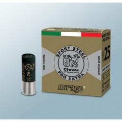 Hagelpatronen Clever Mirage T3 kaliber 23 7/28 gram