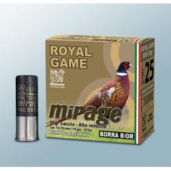 Hagelpatronen Clever Mirage T4 lood kal 12 4/36 gram