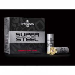 Hagelpatronen Super Steel HV kaliber 12 7/28 gram