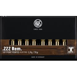 .222REM RWS 50gr TMS