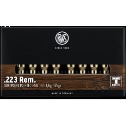.223REM RWS 55gr TM