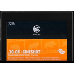 RWS .30-06 147grs Cineshot