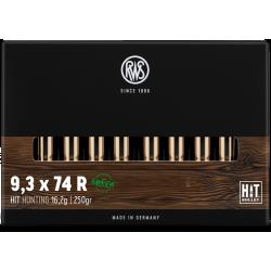 RWS 9.3X74R 250grs Hit