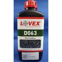 Lovex kruit d063 0.5kg