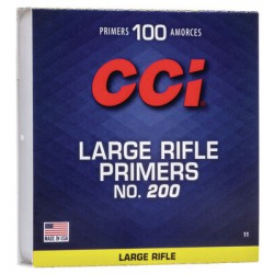 CCI Primer Large Rifle Nr. 200