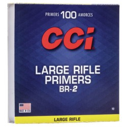 CCI Primer Large Rifle Br2