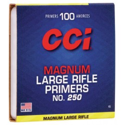 CCI Primer Large Rifle Magnum Nr. 250