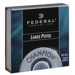 Federal Primer Large Pistol Nr. 150
