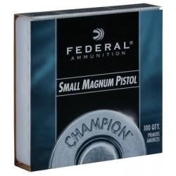 Federal Primer Small Pistol Magnum Nr. 200