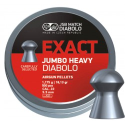 BUKSKOGEL 5.5MM EXACT JUMBO HEAVY