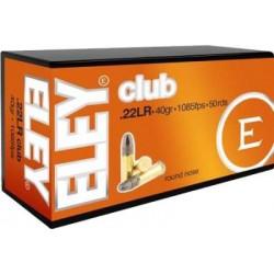 .22LR Eley Club