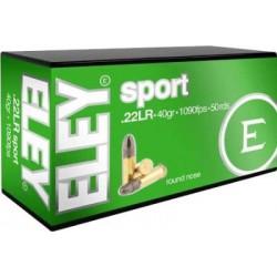 .22LR Eley Sport