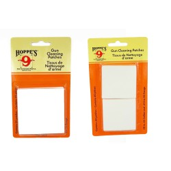 Hoppe's gun cleaning patches .35 - .45