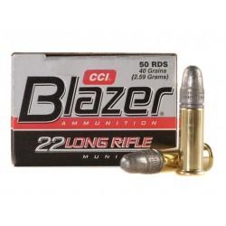 .22LR CCI blazer 40gr LRN