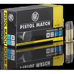 .22LR RWS Pistol Match