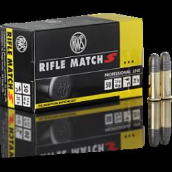 .22LR RWS Rifle Match S