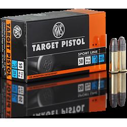 .22LR RWS Target Pistol LRN