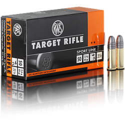 .22LR RWS Target Rifle