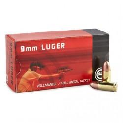 9mm para Geco 124gr FMJ