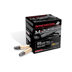 .22LR Winchester 40gr Black Copper M22