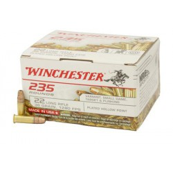 .22LR Winchester 36gr HCPC Super X