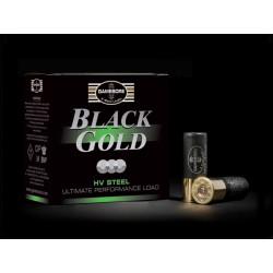 Hagelpatronen Black Gold kaliber 12 3-4/32 gram