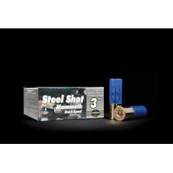 Hagelpatronen Mammoth Steel kaliber 12 3/36 gram