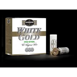 Hagelpatronen White Gold kaliber 12 6/28 gram