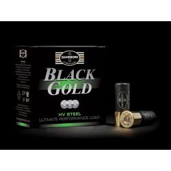 Hagelpatronen Black Gold kaliber 12 4/28 gram