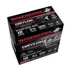 Hagelpatronen Winchester kaliber 12 4/35 gram Drylok