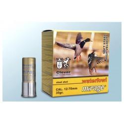 Hagelpatronen Clever Mirage 12 4/35 gram T4