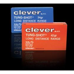 Hagelpatronen Clever Mirage Tungsten kaliber 12 4/34 gram
