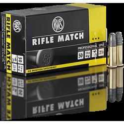 .22LR RWS Rifle Match