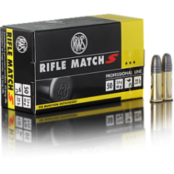 .22LR RWS Rifle Match S