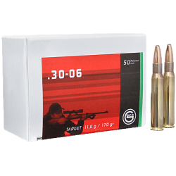 .30-06SPR Geco 170gr target