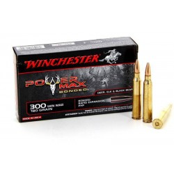 .300 WIN MAG Winchester 180gr power-max