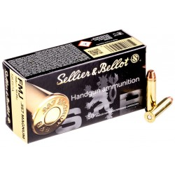 .357MAG S&B 158gr FMJ