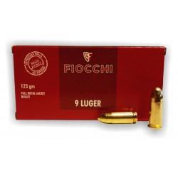 9mm para Fiocchi 123gr FMJ